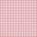 Seamless  heart patter — Stock Vector #33757869