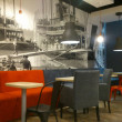 Stock Photo: Coffee Factory open in Gemini galery in Bielsko-Bialin Poland. New cafe