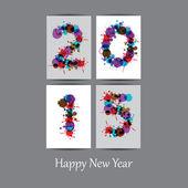 Nový rok 2015 — Stock vektor