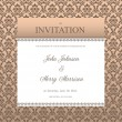 Invitation frame with sample text — Stock Vector #32312747