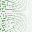 Vector de stock : Binary code