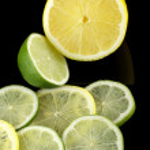 Cytryny i limonki — Stock Photo #40204873