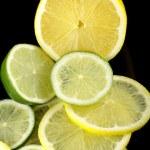 Cytryny i limonki — Stock Photo #40204881