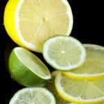 Cytryny i limonki — Stock Photo #40204893
