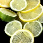 Cytryny i limonki — Stock Photo #40204895