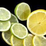 Cytryny i limonki — Stock Photo #40204915
