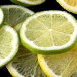 Cytryny i limonki — Stock Photo #40204919