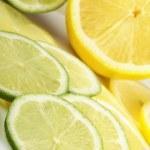 Lemon and lime — Stock Photo #40205547