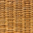 Royalty-Free Stock Photo: Brown wicker texture background made from basket