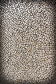 Kayalar skeç ile soyut duvar arka plan gri — Stok fotoğraf