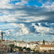 Beautiful view of Cadiz old city, Spain — Stockfoto
