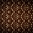 Old fashioned abstract pattern vintage background — Stock Photo