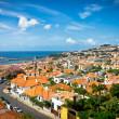Beautiful view of Funchal, Madeira Island, Portugal — Stock Photo #22382695