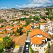 Beautiful view of Funchal, Madeira Island, Portugal - Stock Photo