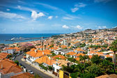 Beautiful view of Funchal, Madeira Island, Portugal — Foto de Stock