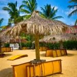 Beautiful beach in Saint Lucia, Caribbean Islands — Stock Photo #23865689