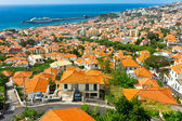 Beautiful view of Funchal, Madeira Island, Portugal — Stock Photo