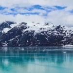 Beautiful panorama of Mountains in Alaska, United States — Stock Photo