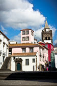 Beautiful view of Funchal, Madeira Island, Portugal — Stock Photo