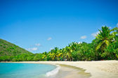 Beautiful view of Tortola, British Virgin Islands — Stock Photo