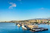 Beautiful view of Las Palmas city, Gran Canaria, Spain — Stock Photo