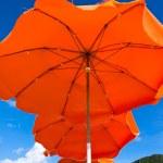 Beautiful beach in Philipsburg, Saint Martin, Carribean Islands — Stock Photo #34406129