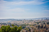 Beautiful view of Jerusalem city, Israel — Stock Photo