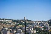 Beautiful view of Jerusalem city, Israel — Stockfoto