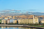 Hermosa vista de la ciudad de las palmas, gran canaria, españa — Foto de Stock