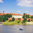 Stock Photo: Beautiful medieval Wawel Castle, Cracow, Poland