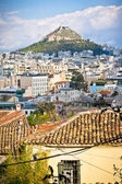 Beautiful view of Athens, Greece — Stock Photo