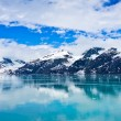 Glacier Bay in Mountains in Alaska, United States — Stock Photo #39393767