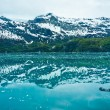 Glacier Bay in Mountains in Alaska, United States — Stock Photo #39393971