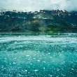 Glacier Bay in Mountains in Alaska, United States — Stock Photo #39395027