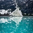 Glacier Bay in Mountains in Alaska, United States — Stock Photo #39395499