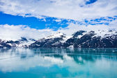 Glacier Bay in Mountains in Alaska, United States — 图库照片