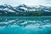 Glacier Bay in Mountains in Alaska, United States — Stockfoto