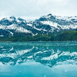 Glacier Bay in Mountains in Alaska, United States — Stock Photo #40029495