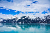 Glacier Bay in Mountains in Alaska, United States — Stok fotoğraf