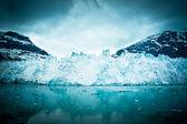 Glacier Bay in Mountains in Alaska, United States — ストック写真