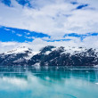 Glacier Bay in Mountains in Alaska, United States — Stock Photo #41229485