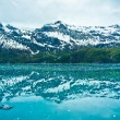 Glacier Bay in Mountains in Alaska, United States — Stock Photo #41229905