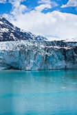 Glacier-bay in den bergen in alaska, usa — Stockfoto