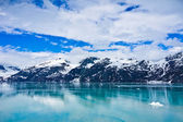 Glacier Bay in Mountains in Alaska, United States — Foto Stock