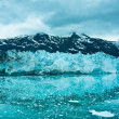 Glacier Bay in Mountains in Alaska, United States — Stock Photo #41230107