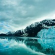 Glacier Bay in Mountains in Alaska, United States — Stock Photo #41230303