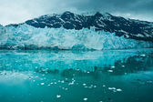 Glacier Bay in Mountains in Alaska, United States — Stockfoto