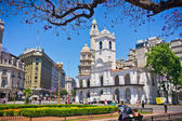 Beautiful view of Buenos Aires capital of Argentina — Stock Photo