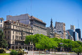 Beuatiful view of Buenos Aires capital of Argentina — Stock Photo