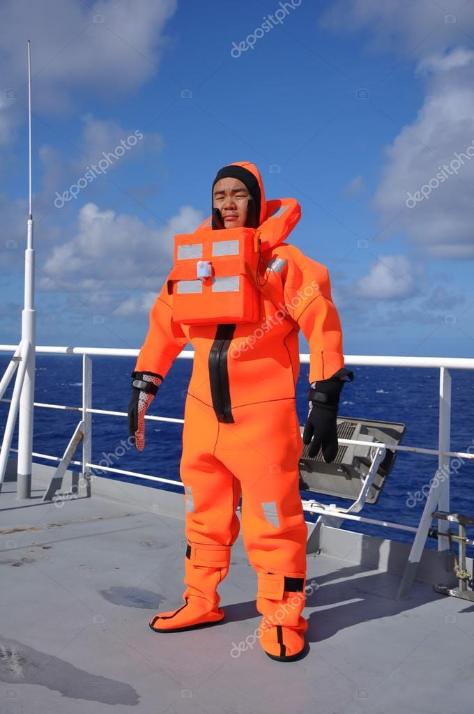 Одежда матроса спасателя